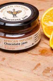 Tap Cork - Chocolate Jam Orange Baobab