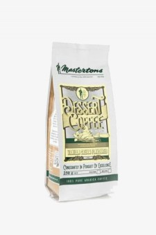 Tap Cork - Vanilla flavoured Dessert Coffee 250g